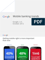2012 Mobile Banking Trends