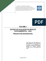 Volume  1 - ESTUDO DE AVALIAÇÃO DE IMPACTO SOCIOAMBIENTAL.pdf