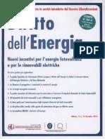 Dr.ssa Paola Fiore ETICAMBIENTE IIR Master Diritto Energia 2012