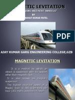 29751954 Magnetic Levitation