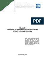 Volume 3 - MARCO DE REASSENTAMENTO INVOLUNTÁRIO.pdf