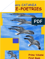 Calogero Catania's Poesie- Poetries