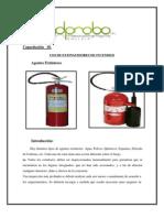 Capacitacion en Extintores