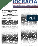 Barómetro Legislativo Diario del jueves, 14 de febrero de 2013.pdf