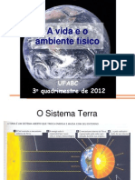 Aula 2 - Meio Fisico e Variacoes - Atmosfera e Hidrosfera