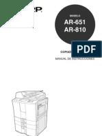 AR651-810_OM_ES
