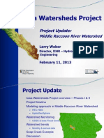 Iowa Watersheds Project | Middle Raccoon 2.11.13