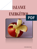 BALANCE ENERGÉTICO(TRABAJO)