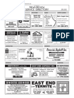 Riverhead News-Review Service Directory Feb 14, 2013