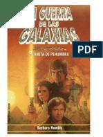 Hambly Barbara - Star Wars - Trilogia de Callista 03 - Planeta de Penumbra