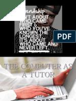 Clavero - Lesson 10 the Computer as a Tutor