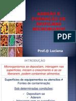 Aula 3 - Adesão e Formação de Biofilmes Microbianos