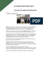 14-02-2013 Puebla noticias - Moreno Valle Anuncia más obras para Atlixco.pdf