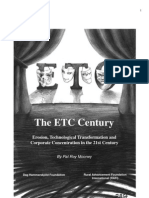Mooney, Pat Roy - The Etc Century