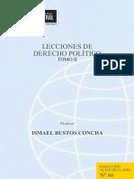 Derecho Politico II(Ismael Bustos)