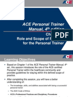 Chapter 01 Ace Personal Trainer