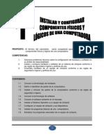 SUBMODULO 1 MANTENIMIENTO DE COMPUTADORAS