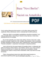 Project Camelot Baza Novi Berlin