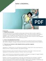 12 dicas para combater o desânimo