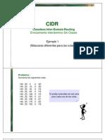 7 CIDR