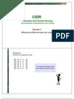 9 CIDR