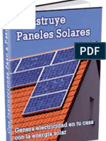 Manual Panels Solares