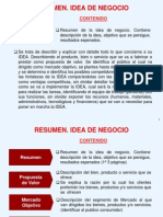 15429096 Explicacion Idea Negocio