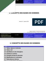 Concepts Des BD (Concepts)
