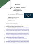 RI Rep Donald Lally Fraud Bill H5434 2_13_2013
