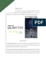 Samsung galaxi s IV.docx