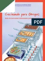 Lectura Cocinando Para Grupos Ok
