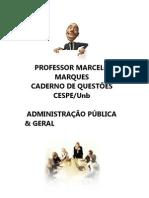 Caderno de Adm Publica Gabarito Oq