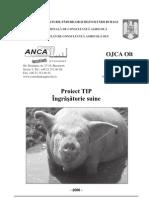 Ingrasare porci