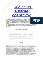 Tipos de Sistemas Operativos Ynj3b
