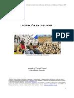 INFORME CONTINENTAL SOBRE LA SITUACIÓN DEL DERECHO A LA SALUD EN EL TRABAJO 2008