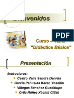 Presentación Temas