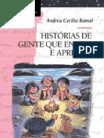 Andrea Cecilia Ramal - Histórias de Gente que Ensina e Aprende