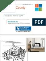 Kootenai County Retail Marker Forum Slides
