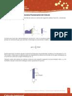Teorema fundamental del cálculo