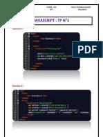 JavaScript Serie1