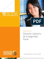 FOLLETO Derecho Laboral Folleto