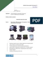 IV Predavanje (Computer Architecture)