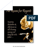 No Room for Regrets - Self Help [Marquita Herald]