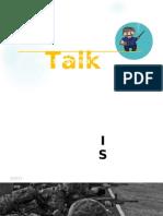 PhotoTalk - Teacher