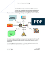Business Data Modelling - Why and How
