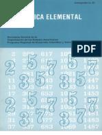 Algebra Elemental