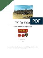 V for Valor