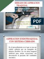 Sistema Cerrado de Aspiracion Traqueal (Scat)