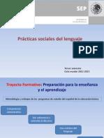 Practicas Sociales Del Lenguaje Presentacion