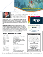 Spring 2013 KBF Newsletter